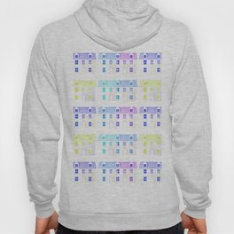 Painted Houses Hoody