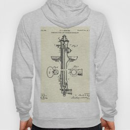 Combined Fire and Drinking-Hydrant-1876 Hoody