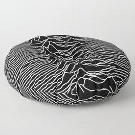 Joy Division - Unknown Pleasures Floor Pillow