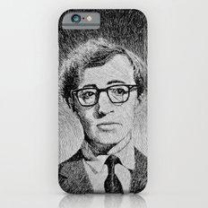 Woody Allen portrait  Slim Case iPhone 6s