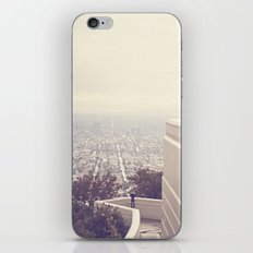 Vermont Avenue iPhone & iPod Skin