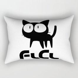 FLCL - Cat Rectangular Pillow