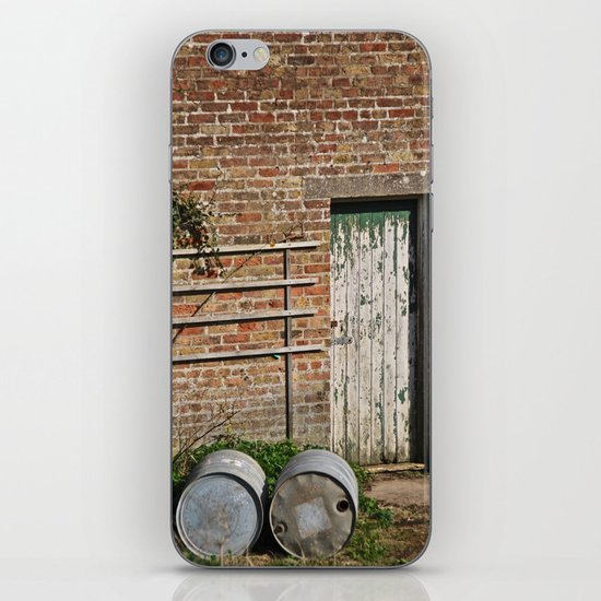 Stables iPhone & iPod Skin