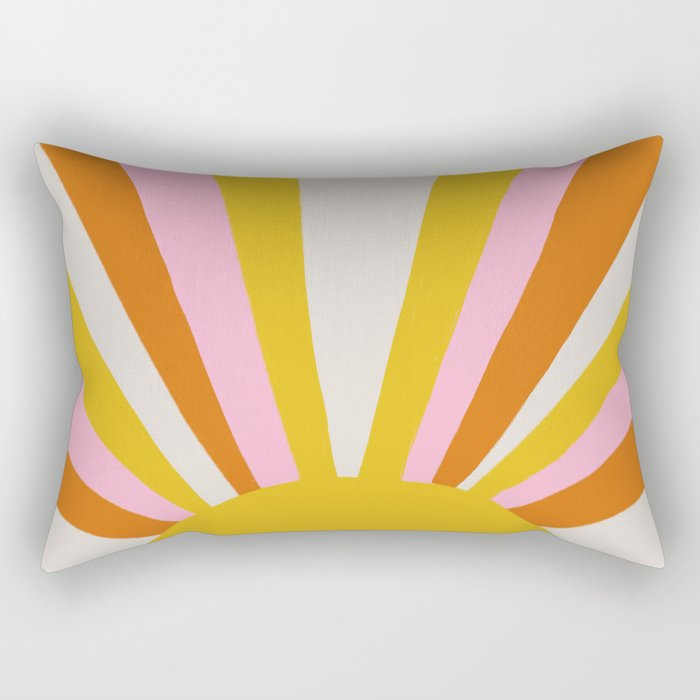sunshine state of mind Rectangular Pillow
