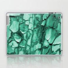 Flakey - Teal Laptop & iPad Skin