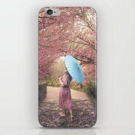 Sakura Parade iPhone Skin
