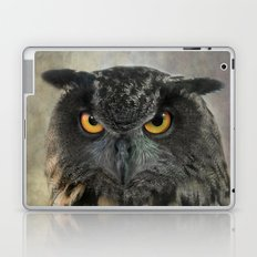 I'm NOT in a bad mood....! Laptop & iPad Skin