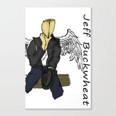 Jeff Buckwheat Canvas Print