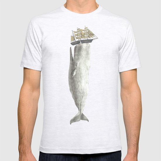 Revenge of The Whale T-shirt