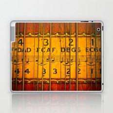 Chords, Notes, & Strings Laptop & iPad Skin