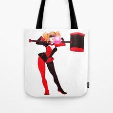 Bubblegum & Mallets Tote Bag