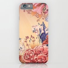 The flowers Slim Case iPhone 6s