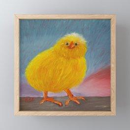 Beau Peep Framed Mini Art Print