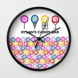 Dylan's Candy Bar Wall Clock