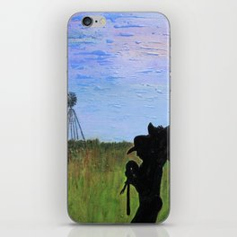 Always That One Horse iPhone Skin