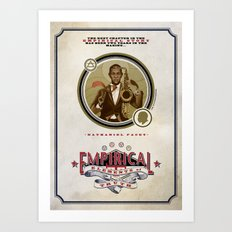 Empirical 'Elements of Truth' - Nathaniel Facey Art Print