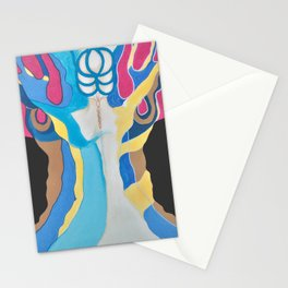 Woman´s tree / EL ARBOL DE LA MUJER Stationery Cards