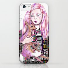 EMBRACE by Kris Tate and Ola Liola  Slim Case iPhone 5c
