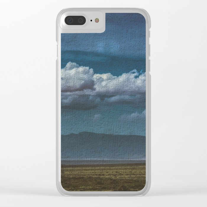 Alls We Are Clear iPhone Case