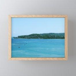 The Farther Shore Framed Mini Art Print