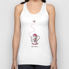 Tea time Unisex Tank Top