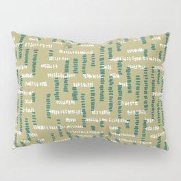 Tribal Maze Pillow Sham