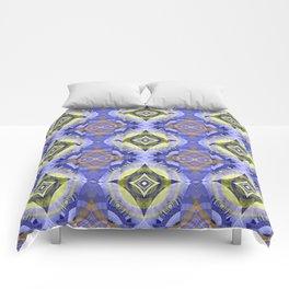 Star Modern Glow Print Comforters