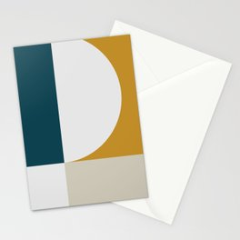 Contemporary 69 Stationery Cards