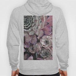 succulent pink Hoody