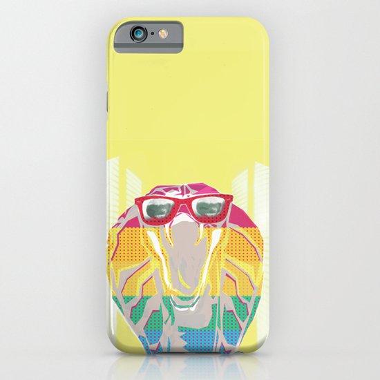 Cobra don't care iPhone & iPod Case
