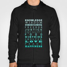 The Jewels Of Life Hoody
