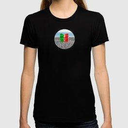 Gummy Bear Beach Kiss T-shirt