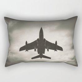 Fighting the Skies Rectangular Pillow