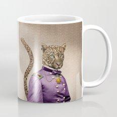 Grand Viceroy Leopold Leopard Mug