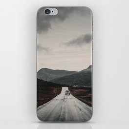 Road 2 iPhone Skin