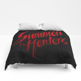 Summon the howlers Comforters