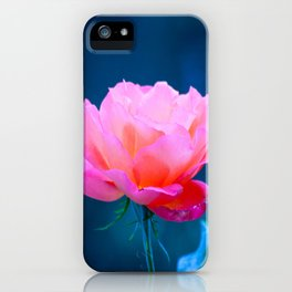 Flowers of early spring iPhone Case