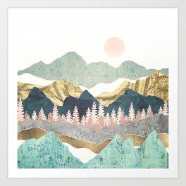 Summer Vista Kunstdrucke