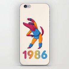 1986 iPhone & iPod Skin