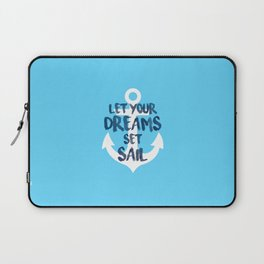 Set Sail Laptop Sleeve