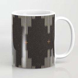 Southwestern Minimalist Black & White Coffee Mug