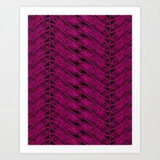 DELONIX 2 Art Print