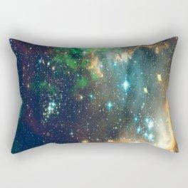 Starry Galaxy - Interstellar Dust Rectangular Pillow