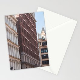 NYC Noho Layers Stationery Cards