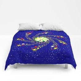 Pin Wheel Comforters