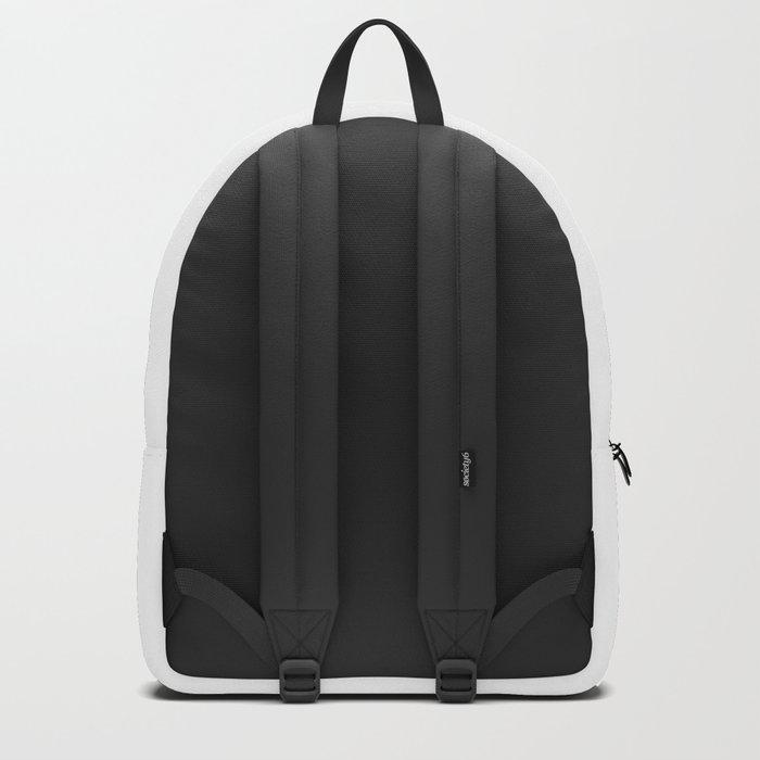 A portrait of Zelda Fitzgerald Backpack