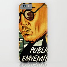 Public ennemies iPhone 6s Slim Case