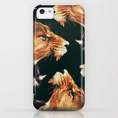 Lion Slim Case iPhone 5c