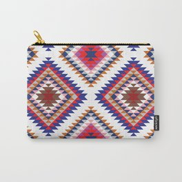 Aztec Rug Carry-All Pouch