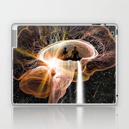 Pineal Paradise Laptop & iPad Skin